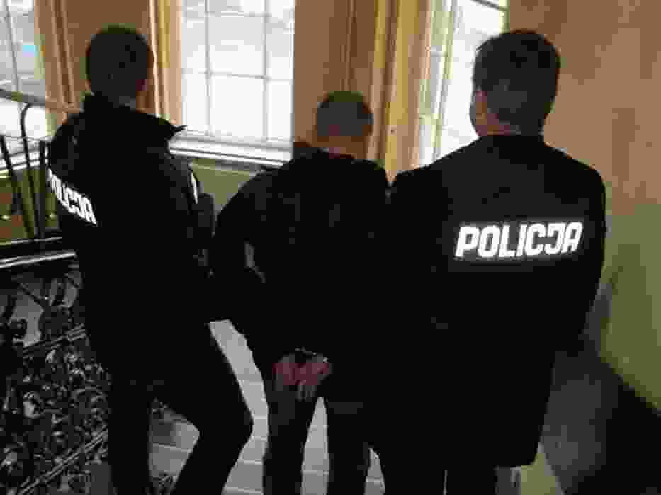 W ręce policjantów z wydziału antynarkotykowego KWP w Poznaniu wpadł 28 – letni Tomasza P
