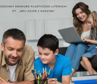 Rodzinny konkurs literacko-plastyczny biblioteki w Pruszczu