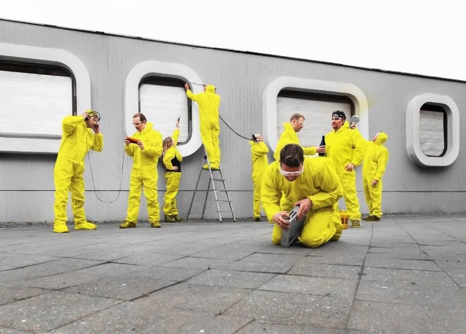 Zespół Beat& Blow (Berlin)