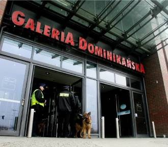 Wrocław. Nożownik zaatakował w Galerii Dominikańskiej. Jego ofiara zmarła