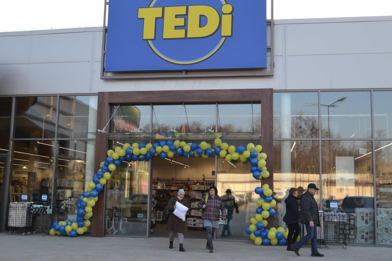 Sklep TEDi w Rybniku
