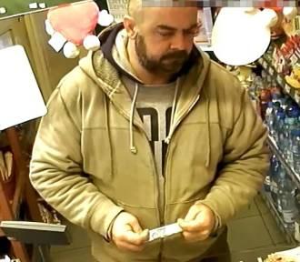 Napad na sklep przy ulicy Piasta w Rybniku! ROZPOZNAJESZ GO?
