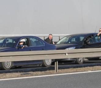 Znowu to samo... Ogromny korek na A4. Majówka w samochodzie na trasie