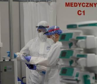 Raport koronawirusowy: Lubelskie znów na pierwszym miejscu w kraju