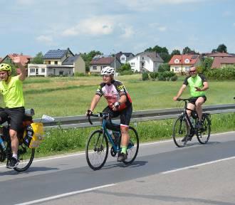 Charytatywna prodróż rowerem dookoła Polski