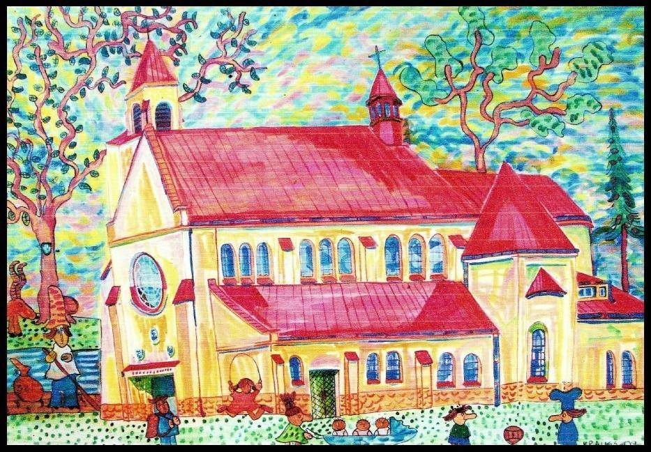 Wieliszew - kościół