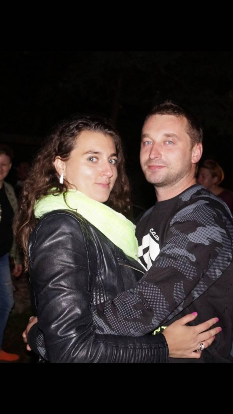Monika Rup i Adrian Matyja