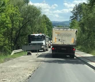 Zamkną drogę z Chełmca do Marcinkowic. Będą kłaść nowy asfalt