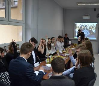 Kolejne posiedzenie młodzieżowych radnych