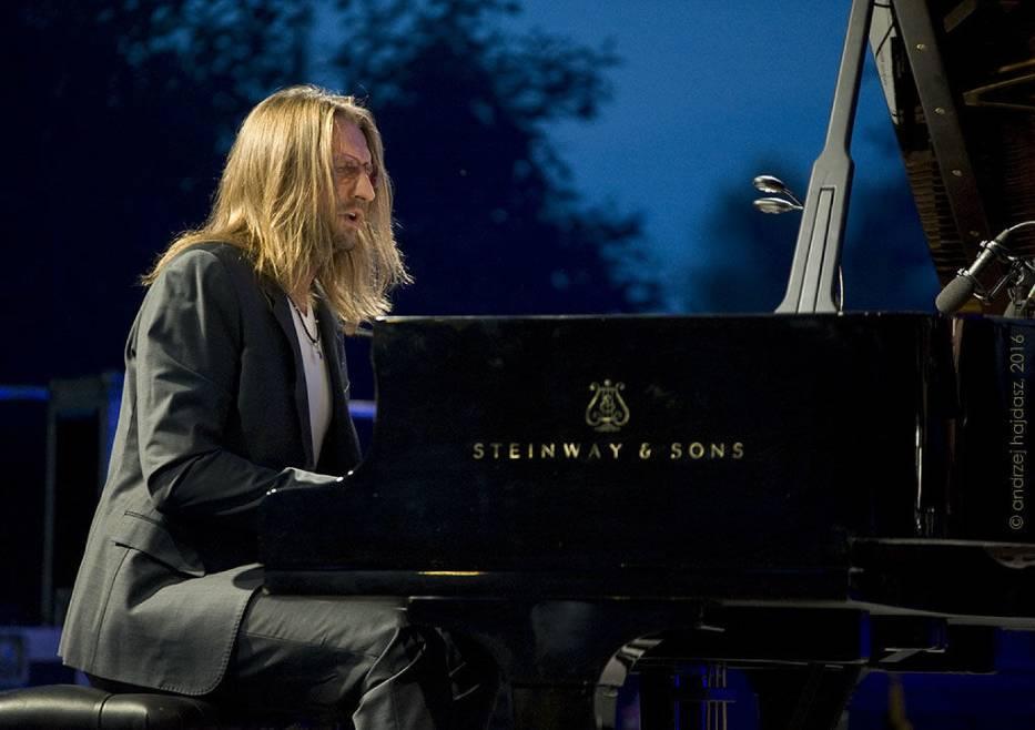 Leszek Możdżer - dyrektor arystyczny Enter Enea Festival
