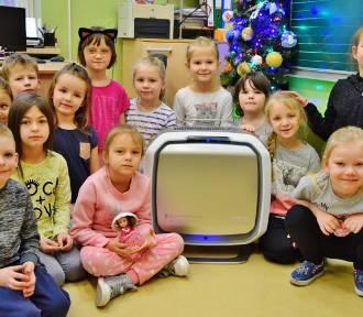 10 oczyszczaczy powietrza dla sieradzkich przedszkolaków (zdjęcia)