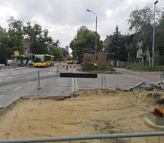 Ulica Staffa na wrocławskich Karłowicach zamknięta na dwa tygodnie
