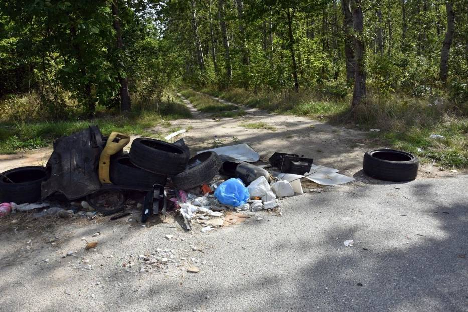 - Dotkliwym problemem dla budżetu państwa oraz samorządów jest ponoszenie kosztów zagospodarowania porzuconych odpadów- mówił minister Kurtyka