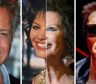 Sprawdź, jak czas zmienił sławnych ludzi