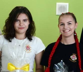 Druhny z OSP Maluszyn nagrodzone w ogólnopolskim konkursie