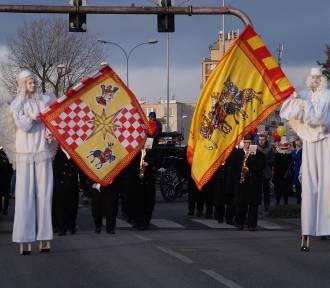 Orszak Trzech Króli przeszedł przez Inowrocław [zdjęcia]