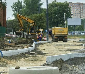Remonty ulic w Łodzi [MAPY]