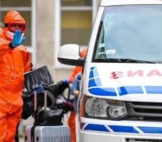 20 kolejnych osób zakażonych koronawirusem w powiecie nowosolskim