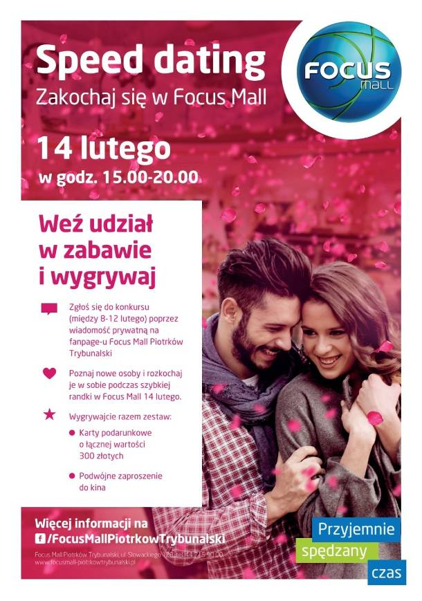 Speed dating warszawa