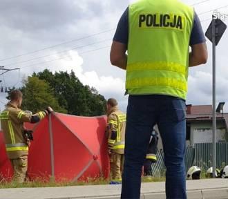 Tragiczny wypadek motocyklisty w Hecznarowicach. Zginął 24-letni strażak OSP Porąbka
