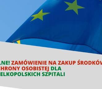 Samorząd Województwa Wielkopolskiego ze środków unijnych (w ramach WRPO 2014+) chce kupić ponad