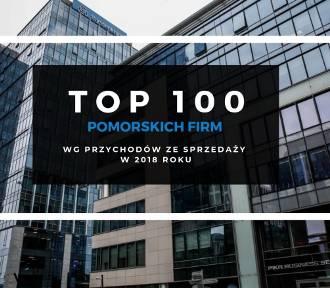 TOP 100 największych firm na Pomorzu [ranking]