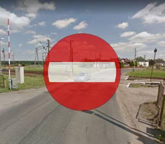Ruszyła naprawa przejazdu kolejowego w Skrzynkach. Zamkną drogę (FOTO)
