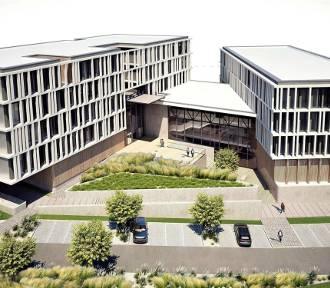 Tu powstają nowe budynki Politologii i Psychologii UMCS. Zobacz wizualizację