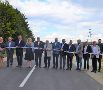 Droga powiatowa nr 2713P Nowy Dwór - Łomnica oficjalnie otwarta