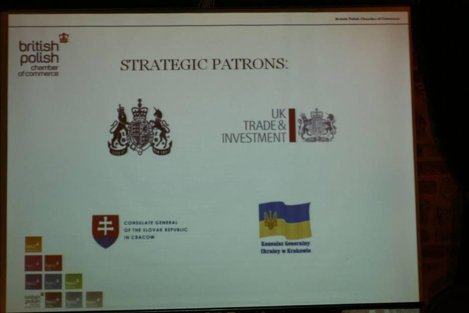 Partnerzy strategiczni konferencji