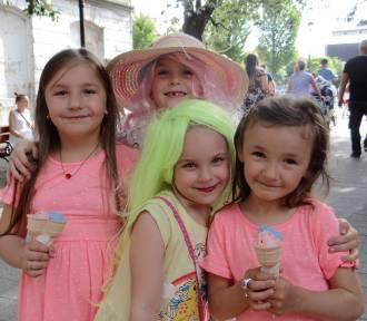 Dzień Dziecka na Placu Kościuszki w Łęczycy [ZDJĘCIA]
