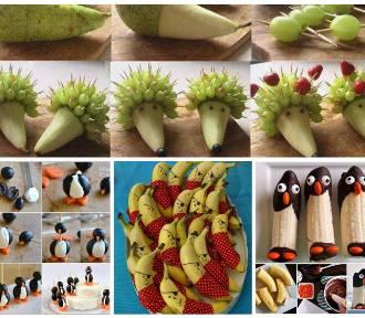 Cuda z jedzenia w Światowy Dzień Owoców i Warzyw [zdjęcia]
