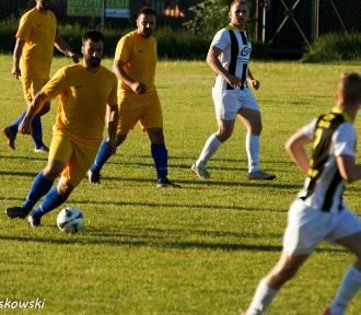 Kaszuby Połchowo - GKS Sierakowice 4:0 (2:0). Zaległości nadrobione z nawiązką. Popis Stuby i
