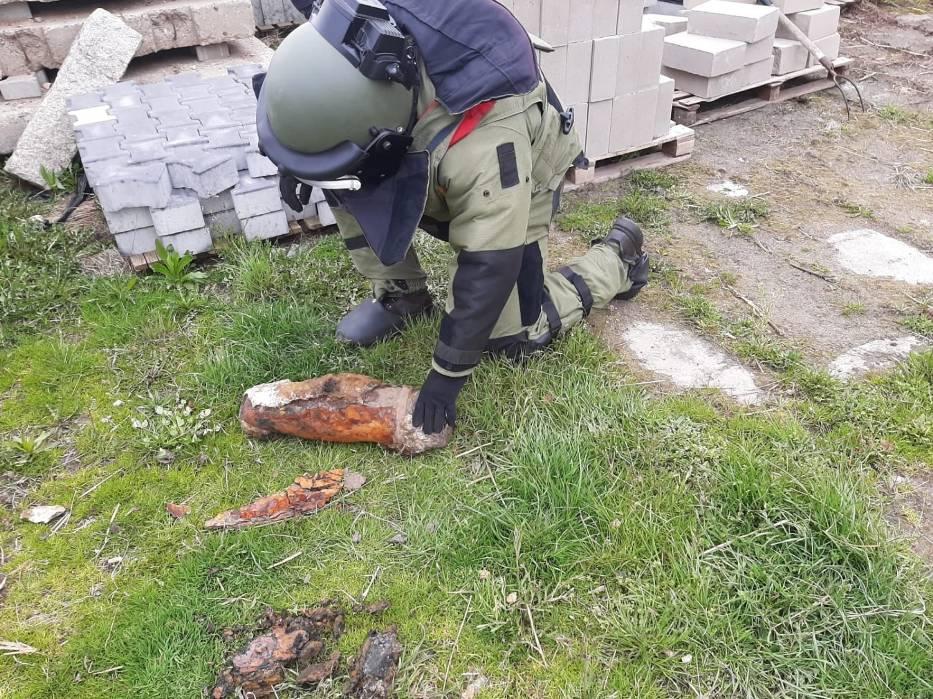 Niewybuch na terenie Gniezna. Interweniowali saperzy