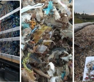 Ile było prób wwiezienia nielegalnych transportów odpadów przez Pomorze?