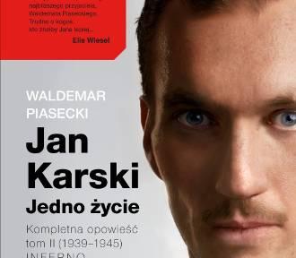 II tom bestsellerowej biografii Jana Karskiego