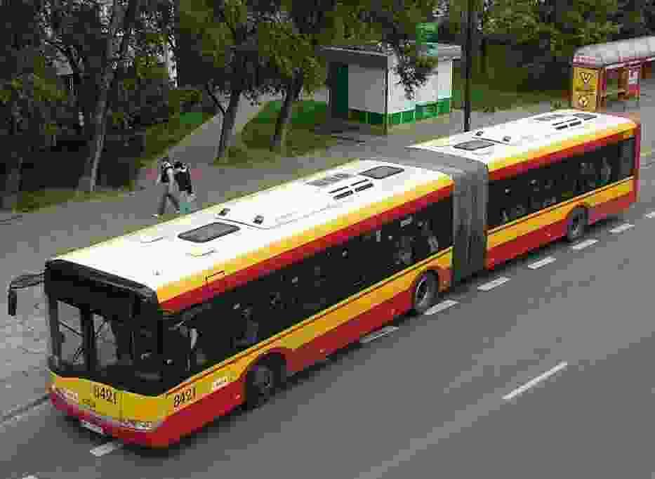 Dla Miejskich Zakładów Autobusowych, czyli największego stołecznego przewoźnika, zyski z reklam mają marginalne znaczenie