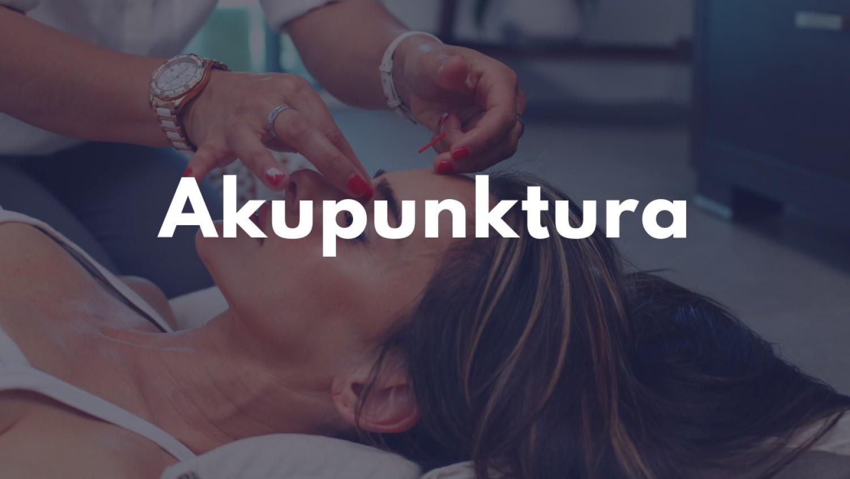 #13 Akupunktura