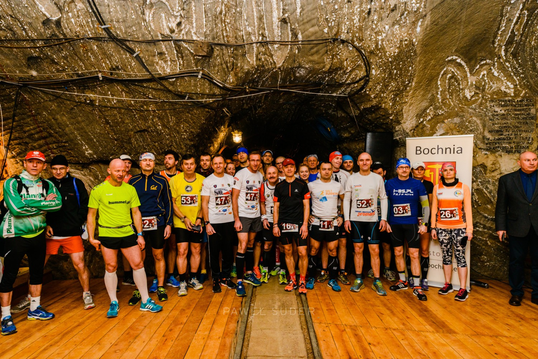 12-Godzinny Podziemny Bieg Sztafetowy w Kopalni Soli Bochnia