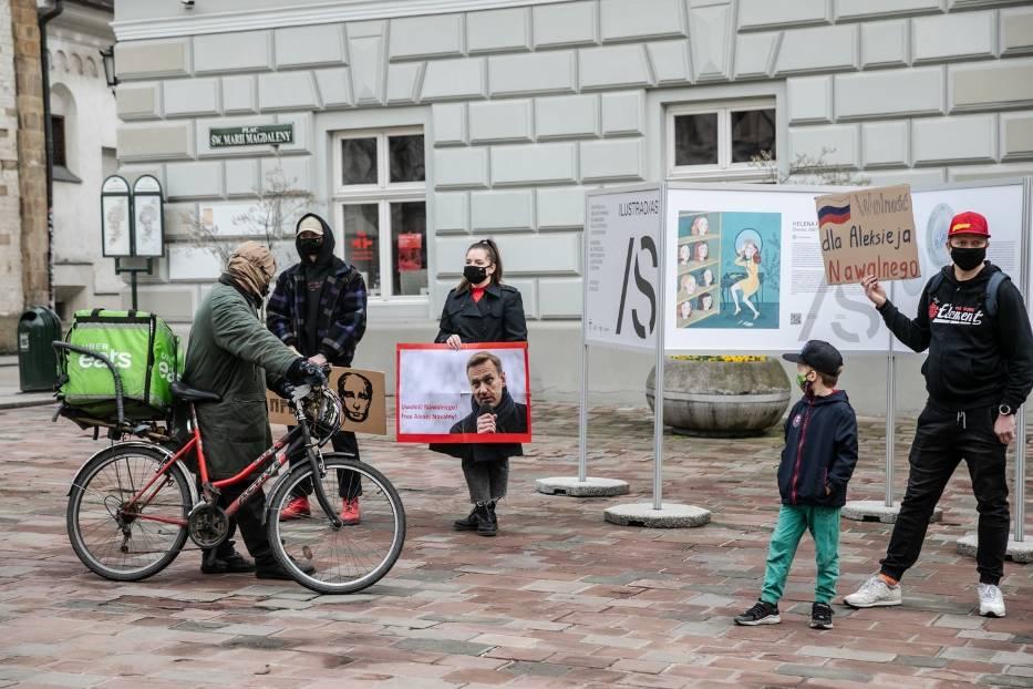 W środę (21 kwietnia) na placu św