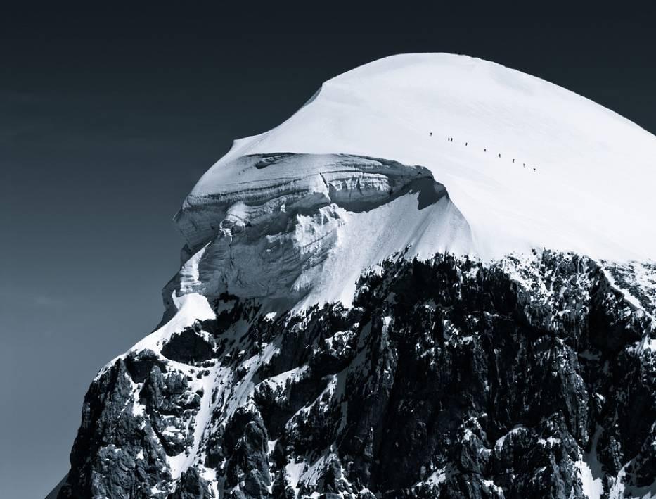 Niezwykłe zdjęcia Alp Jakuba Połomskiego