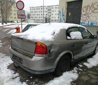 Wraki w Toruniu. To one straszą na ulicach. Oto zdjęcia!