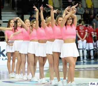 Cheerleaders na meczu AZS - TBV Start [ZDJĘCIA]