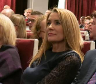 Wicemarszałek Iwona Krawczyk z dyscyplinarką ze Specjalnej Strefy Ekonomicznej