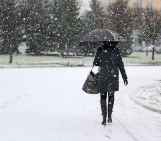 Jaka będzie pogoda w środę na Pomorzu? Będzie padał śnieg