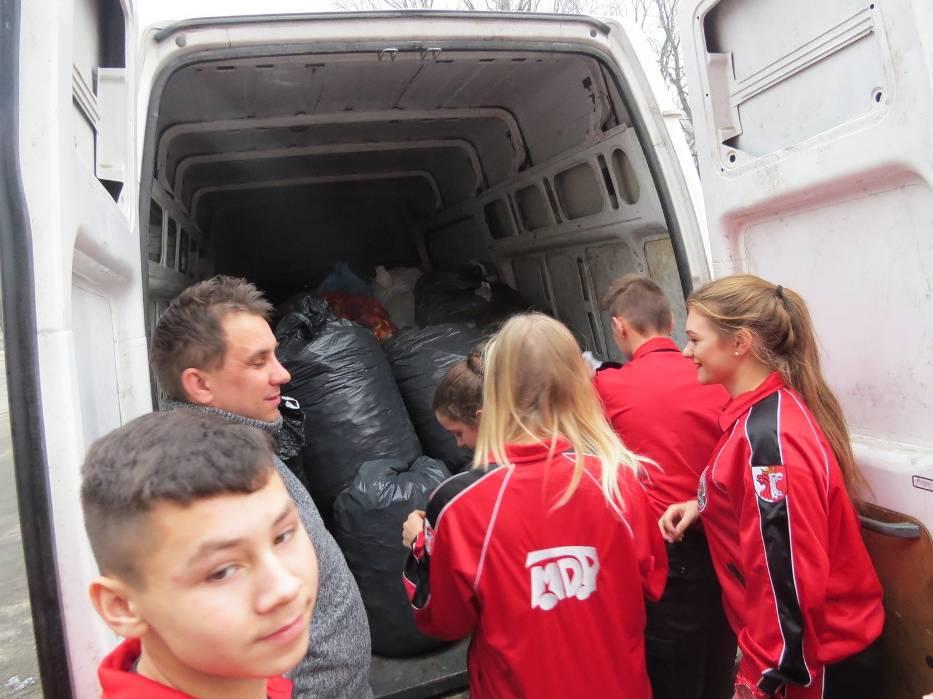 Młodzieżowa Drużyna Pożarnicza w Straszewie w gm