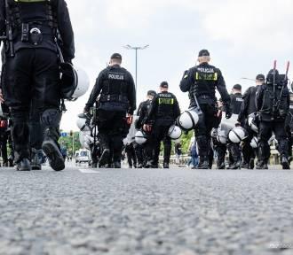 Derby Trójmiasta. Ponad 120 interwencji policji w Gdańsku