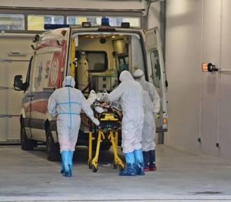 Coraz więcej pacjentów w ciężkim stanie! Przybywa u nas chorych na COVID-19