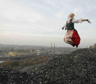 Co widać ze szczytu najwyższej hałdy w Europy, Szarloty w Rydułtowach? Mamy zdjęcia