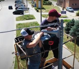 Wymieniają kamery monitoringu miejskiego. Planują też montaż w nowych miejscach